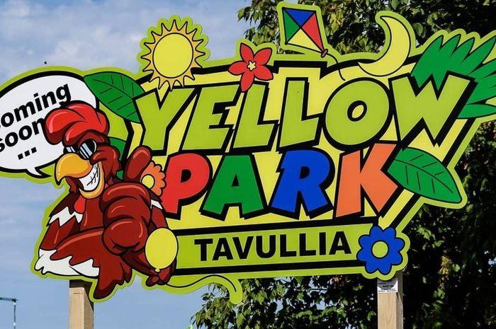 """Valentino Rossi Bikin Taman Bermain """"Yellow Park"""", Jadi Proyek Pensiunnya?"""