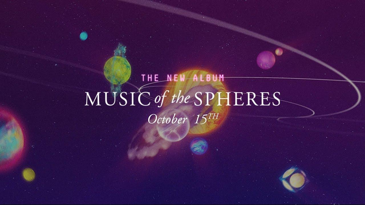 """Album Baru Coldplay """"Music of the Spheres"""" Siap Rilis Oktober 2021!"""