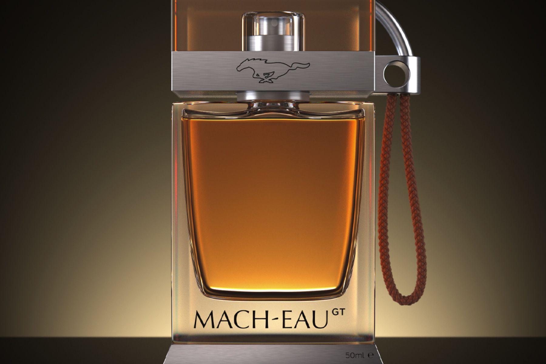 Wangi Bensin Jadi Aroma Parfum Baru yang Dirilis Ford