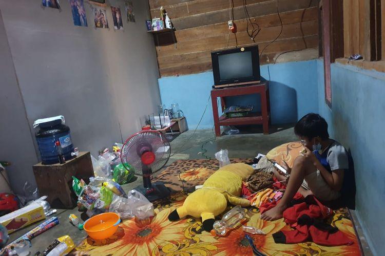 Orang Tua Meninggal Karena Covid-19, Bocah 10 Tahun Isoman Sendirian di Rumah