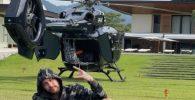 Helikopter Mewah Milik Neymar Harganya 222 Miliar, Apa Spesialnya?