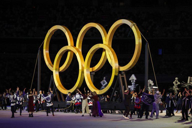 Cincin Olimpade 2020 Dibuat dari Kayu Warisan Olimpiade Tokyo 1964