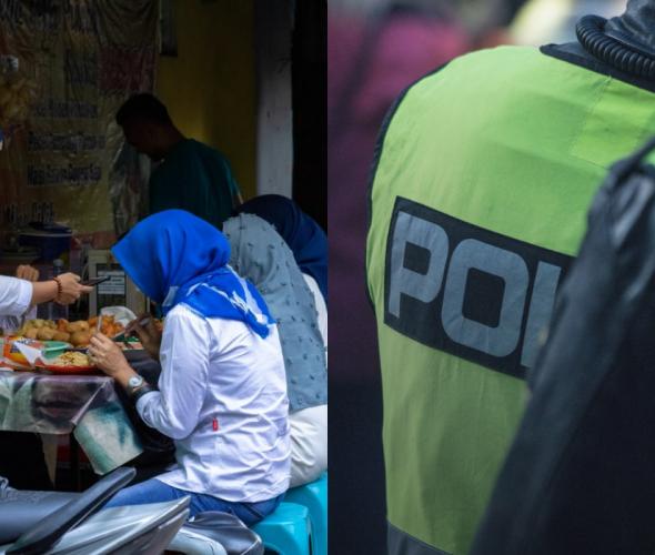 Makan di Warteg dan Resto Bakal Diawasi TNI-Polri, Maksimal 20 Menit