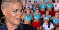 Tim Norwegia Tolak Aturan Seksis Pakai Bikini, Pink Tawarkan Bayar Denda