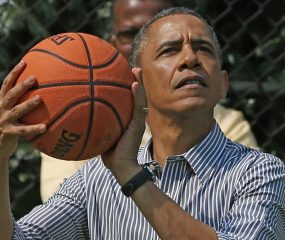Barack Obama Gabung NBA Africa, Jadi Partner Strategis