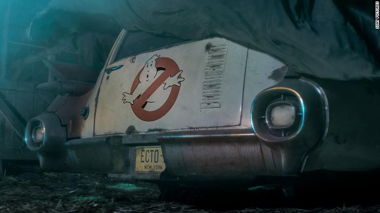 Ghost Busters: Afterlife