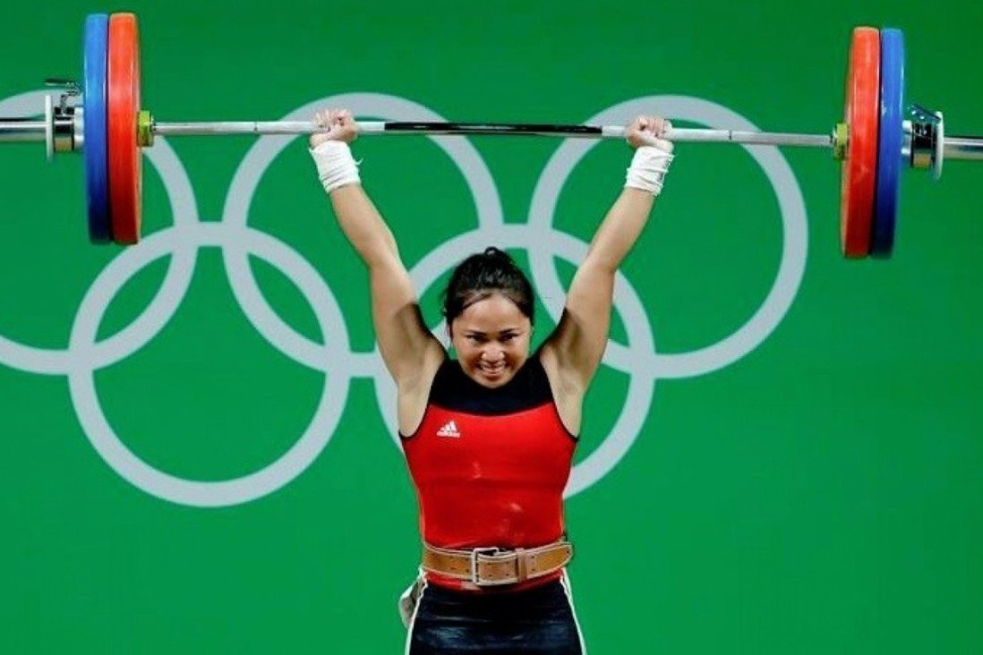Atlet filipina
