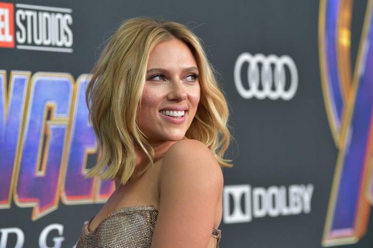 Scarlett Johansson Gugat Disney Karena Streaming Black Widow?