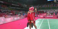 Greysia/Apriyani Lolos ke Final Olimpiade Tokyo 2020! Sejarah Baru Terukir!