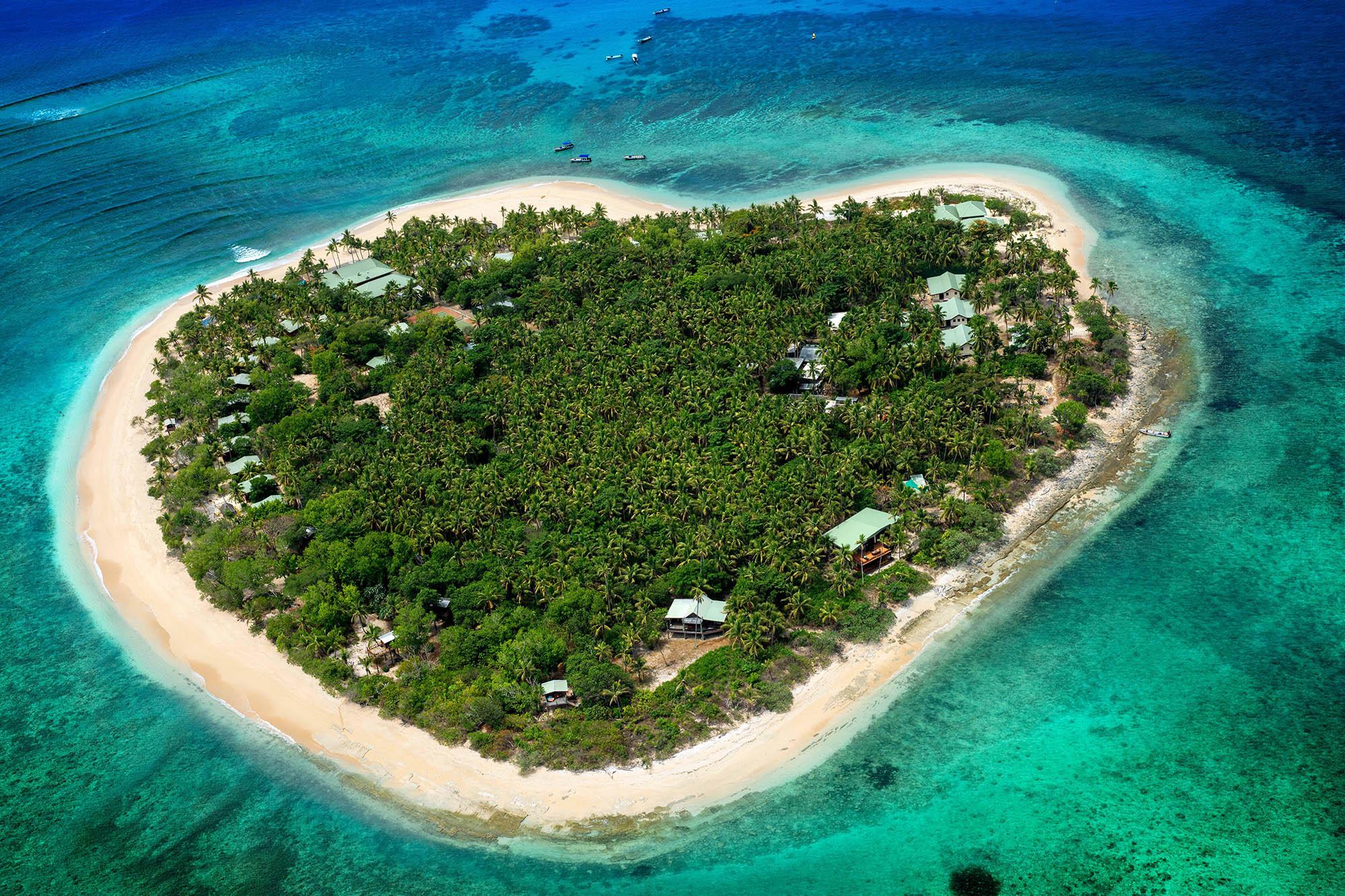 Pendiri Google Larry Page sembunyi di pulau Tavarua Fiji