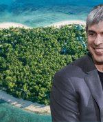 Pendiri Google 'Ngumpet' di Pulau Mewah Fiji, Hindari Covid-19?