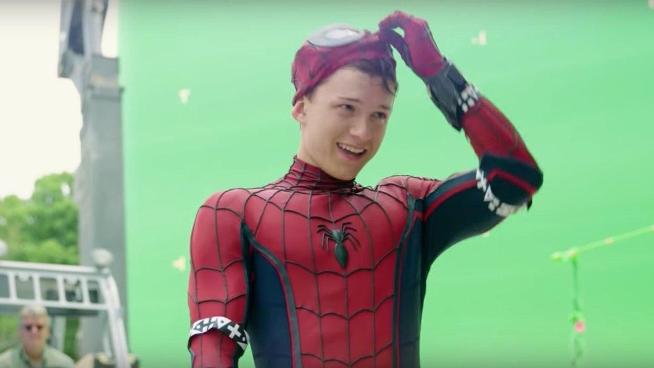 """Di tengah prosesnya produksi yang masih bergulir, sebuah foto dari set film """"Spider-Man: No Way Home"""" bocor ke jagat maya."""