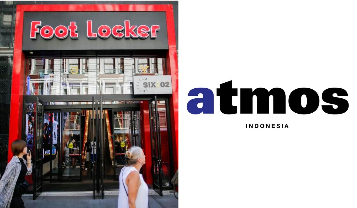 Foot Locker Ekspansi, Akuisisi Atmos dan WSS