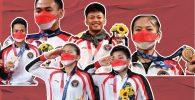 Indonesia Sukses Meraih 5 Medali Di Olimpiade Tokyo 2020, Ini Dia Para Pahlawan Bangsa!