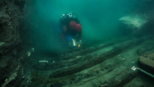 Harta Karun Buah Berusia 2400 Tahun, Muncul di Dasar Laut