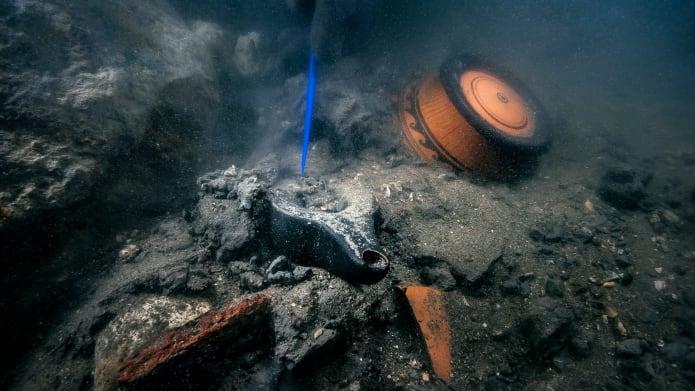 Harta Karun di dasar laut Mesir