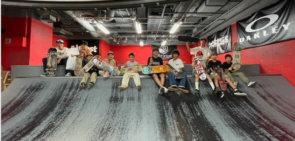 SMK Skateboard Ternyata Beneran Ada!