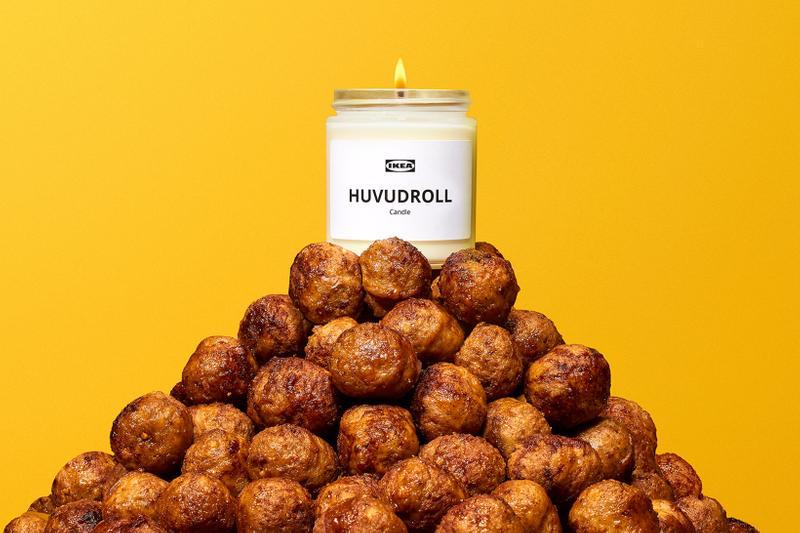 Meatballs IKEA Bakal Hadir Dalam Bentuk Lilin