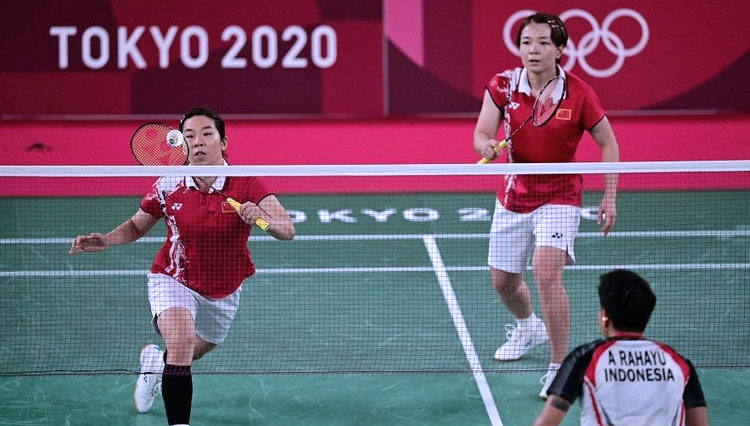 Gara-Gara Ngumpat, Lawan Badminton Greysia/Apriyani Kena Masalah