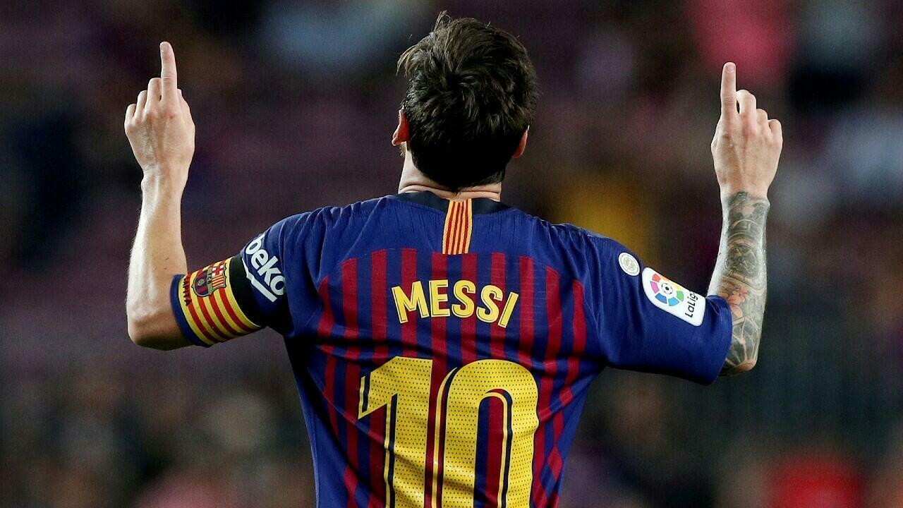 Lionel Messi Resmi Hengkang Dari Barcelona, Ini Alasannya