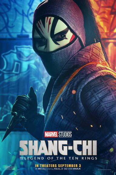 """Marvel """"Shang-Chi and the Legend of the Ten Rings"""""""