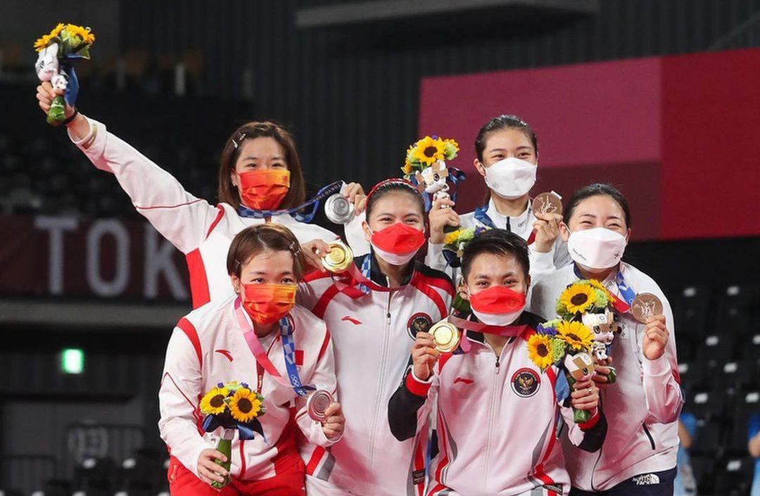 Indonesia Jadi Negara ASEAN Terbaik Kedua di Olimpiade Tokyo 2020