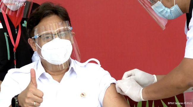 Vaksin Berbayar Resmi Dicabut, Begini Kata Menteri Kesehatan
