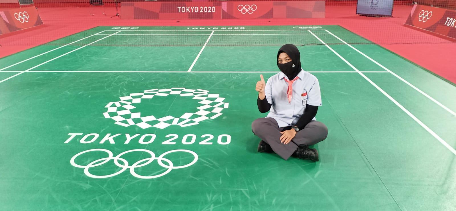 Kenalan Sama Guru Bahasa Inggris yang Jadi Wasil Olympic 2020