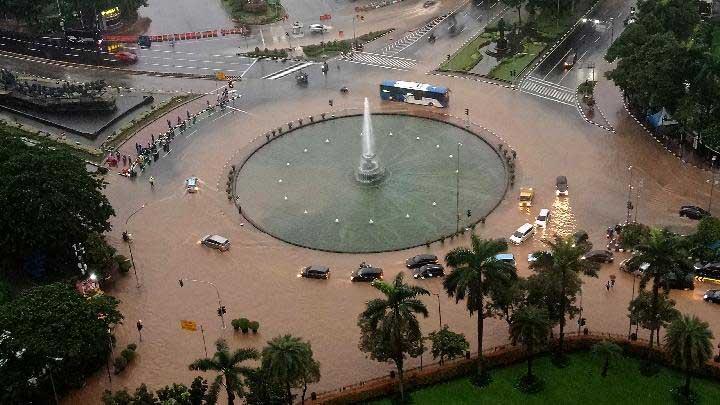 Bukan Cuma Jakarta Tenggelam, Ganjar Sebut Jawa Tengah Juga Terancam