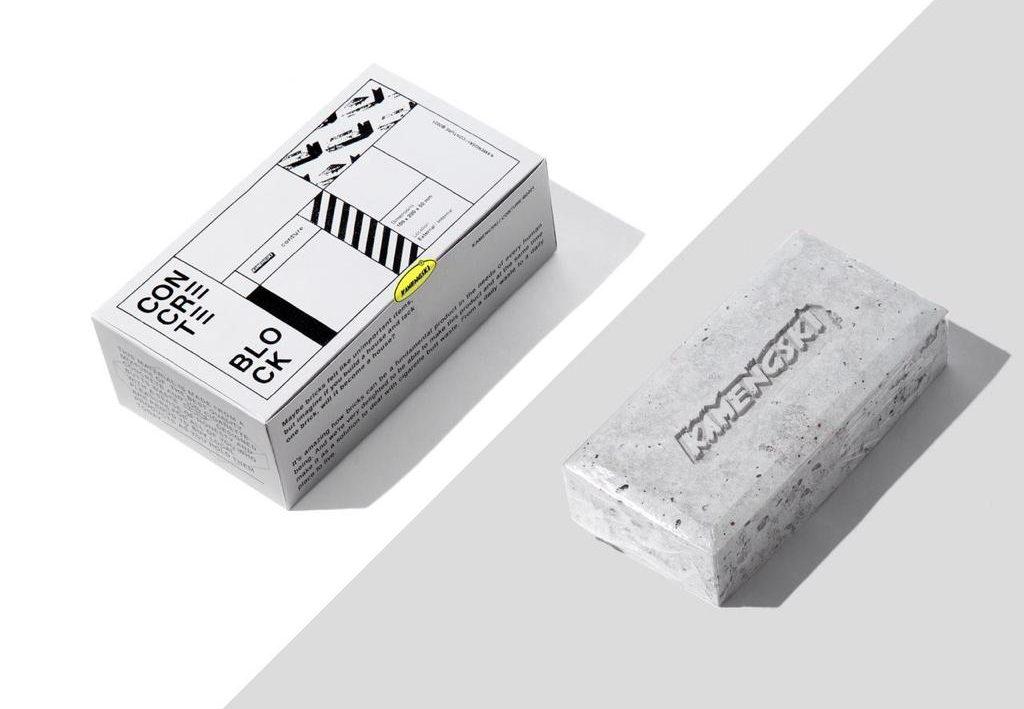 Kamengski Ubah Puntung Rokok Jadi Batu Bata