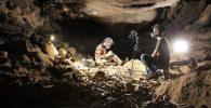 Tumpukan Tulang Manusia dan Hewan Berusia 7 Ribu Tahun Ditemukan Menggunung Dalam Gua