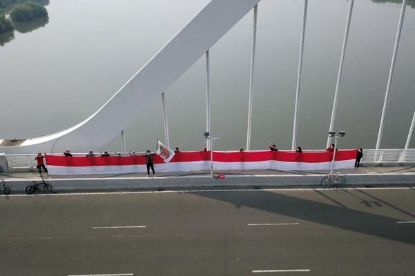 Bendera Merah Putih Dilarang Dikibarkan di Jembatan PIK, Ini Penjelasan Polisi