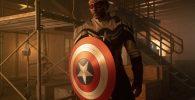 Anthony Mackie Gantikan Chris Evans di Film Captain America 4