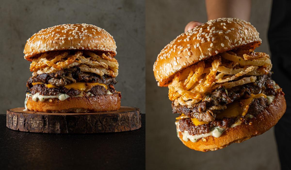 Lawless Burgerbar Rayakan Anniversary 10 Tahun Lawless Jakarta dengan Burger Raksasa