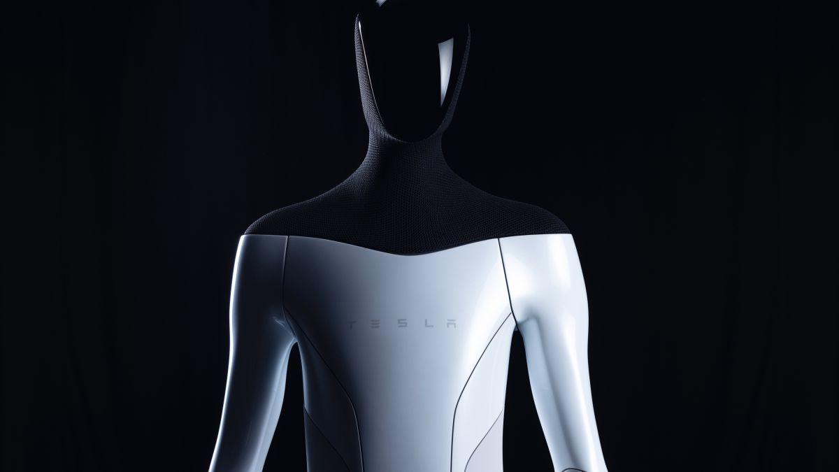 Elon Musk Perkenalkan Optimus, Robot Tesla yang