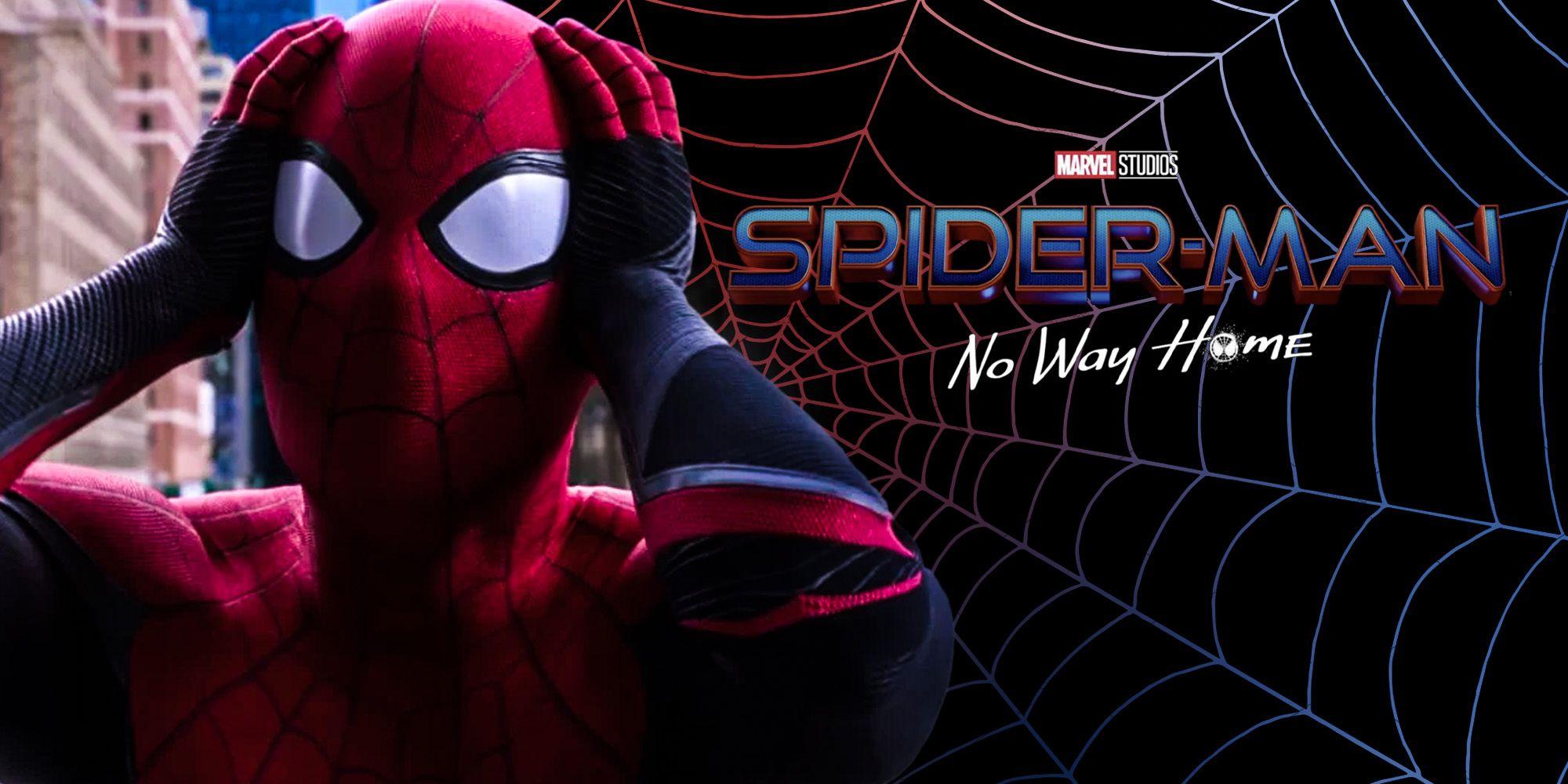 Trailer spider man no way home Bocor