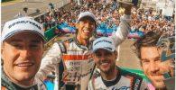 Sean Gelael Finish Urutan Kedua di 24 Hours of Le Mans, Sejarah Baru Terukir!