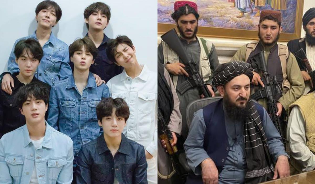ARMY Afghanistan Terpaksa Bakar Album BTS Karena Taliban