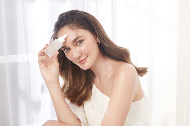Nama Beauty Berbagi Kecerahan Dalam Sebotol Skin C Booster Face Serum