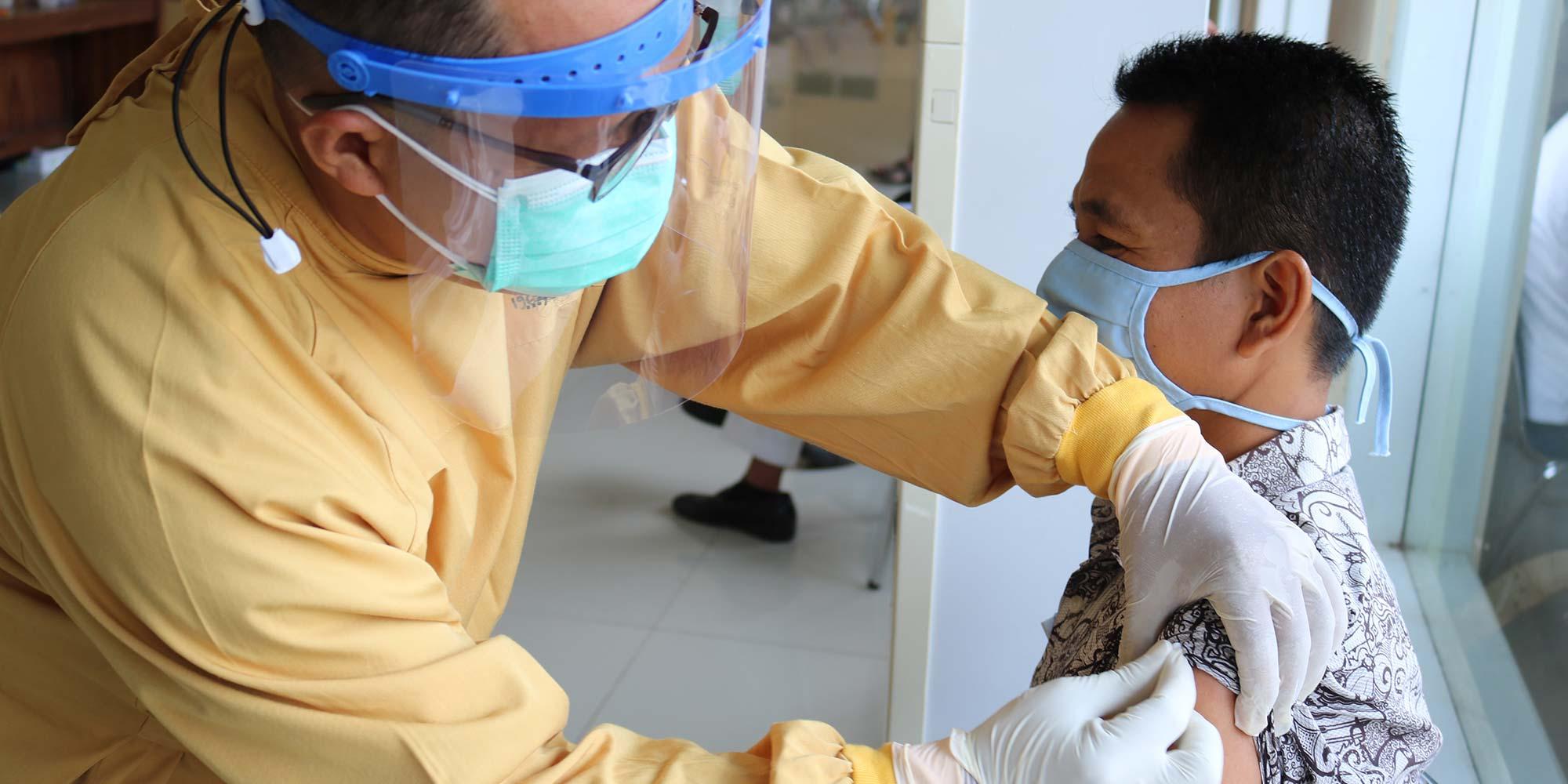 Menkes Kejar Vaksinasi Covid-19 Selesai Awal Tahun Depan