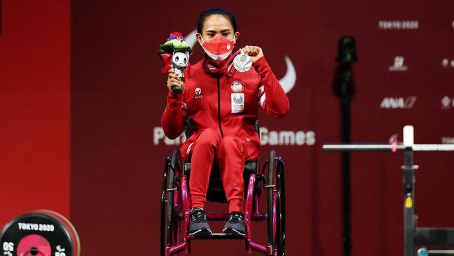 Paralimpiade Tokyo: Ni Nengah Widiasih Sumbang Medali Pertama