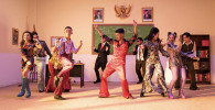 Kumpulan Film Indonesia dalam Lagu Disko, Kolaborasi Kristo Immanuel, Diskoria, dan Netflix!