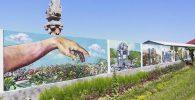 Mural Jadi Cara Pemerintah Kritik Masyarakat