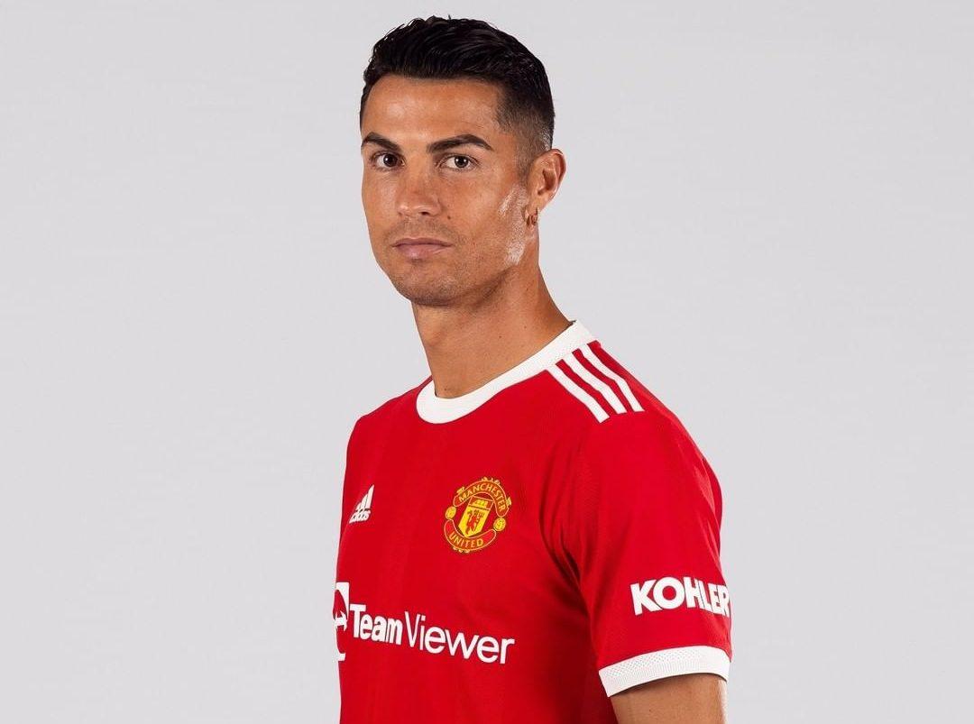 Manchester United Pamer Tampilan Perdana Cristiano Ronaldo Kenakan Seragam MU Lagi