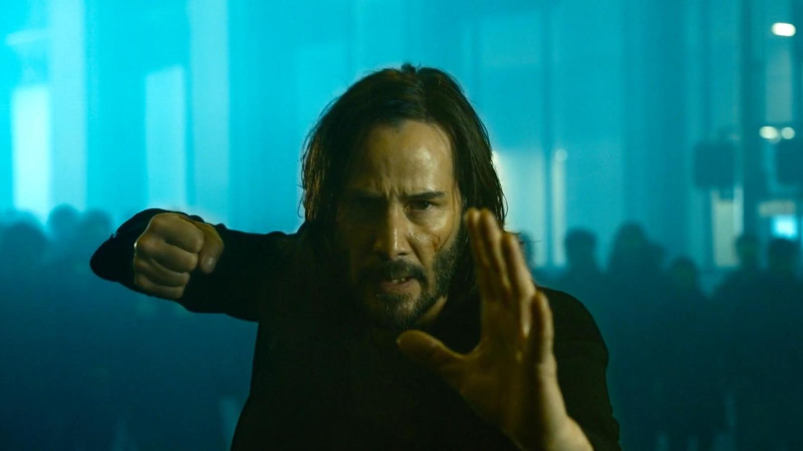 The Matrix Resurrections: Begini Tampilan Baru Keanu Reeves Sebagai Neo!