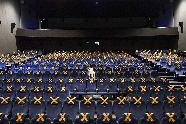 Bioskop di Jakarta Buka Mulai 14 September, Begini Syaratnya!
