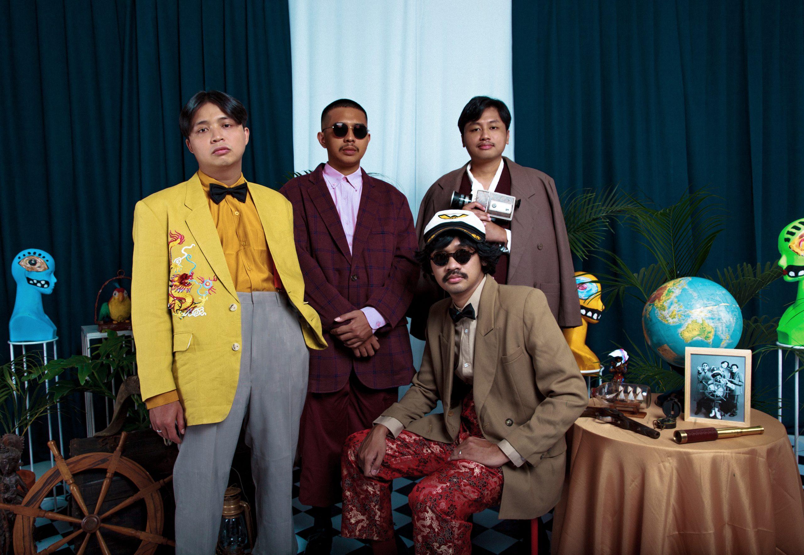"""The Panturas Rilis Album Penuh Kedua Bertajuk """"Ombak Banyu Asmara"""""""