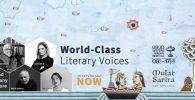 Penjualan Tiket Main Program Tahun ke-18 Ubud Writers & Readers Festival Resmi Dibuka