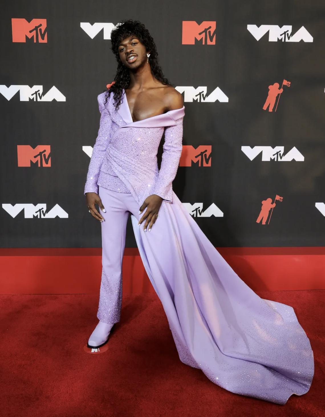 Lil Nas X MTV VMAs