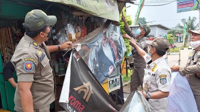 Poster Rokok dan Seluruh Pajangan Terkait 'Ditutup' Pemkot Jakbar, Apa Alasannya?